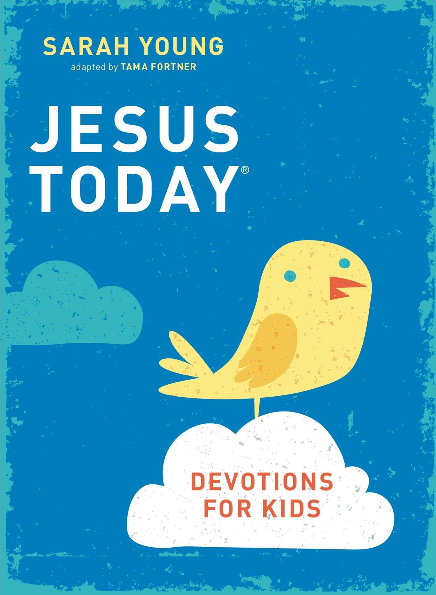 Picture of Jesus Today: Devotions for Kids