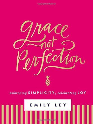 Picture of Grace, Not Perfection Book