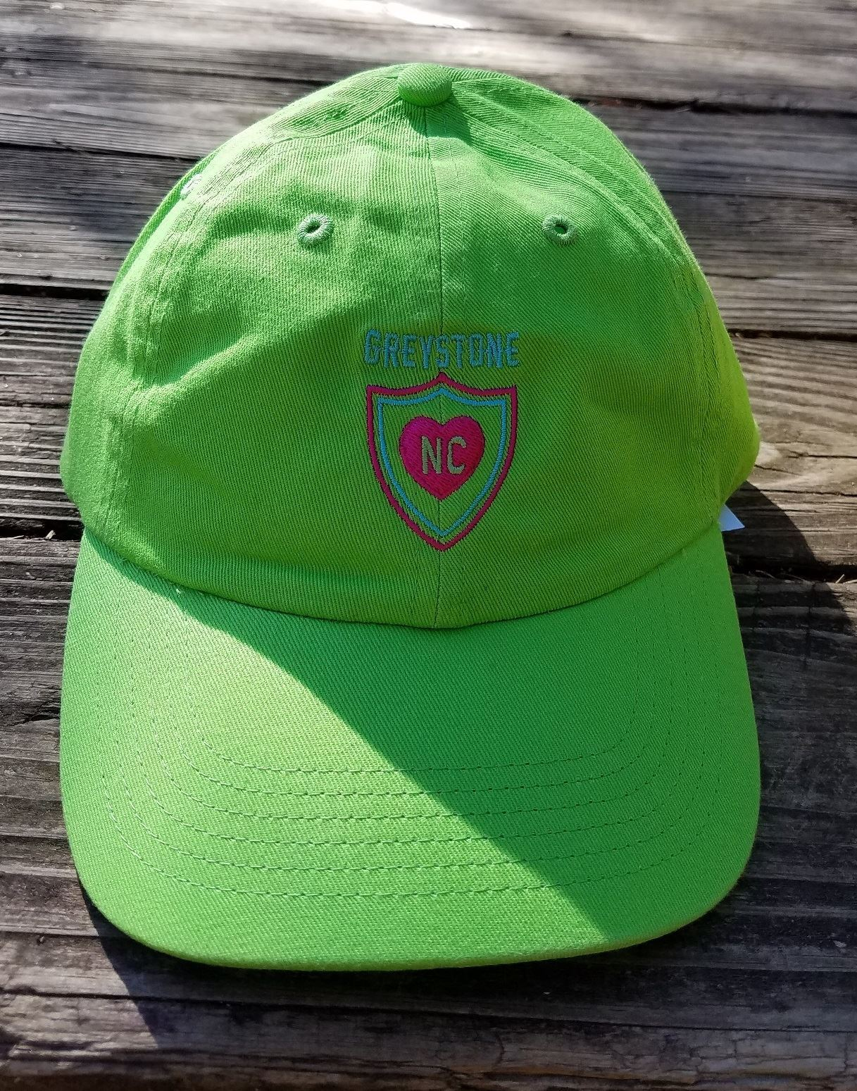 Picture of Neon Caps - 3 colors