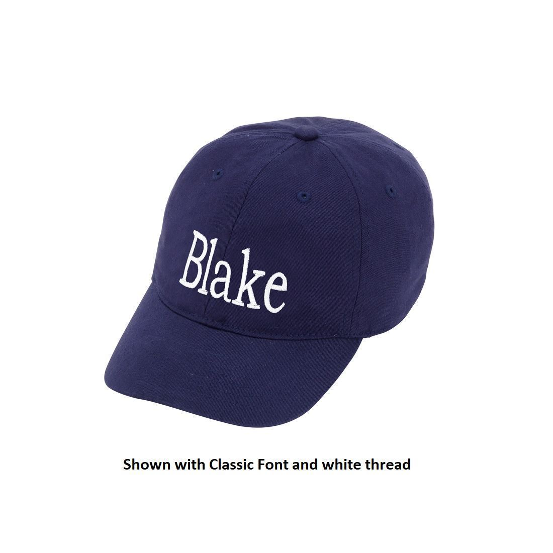 Picture of Personalized Youth Caps