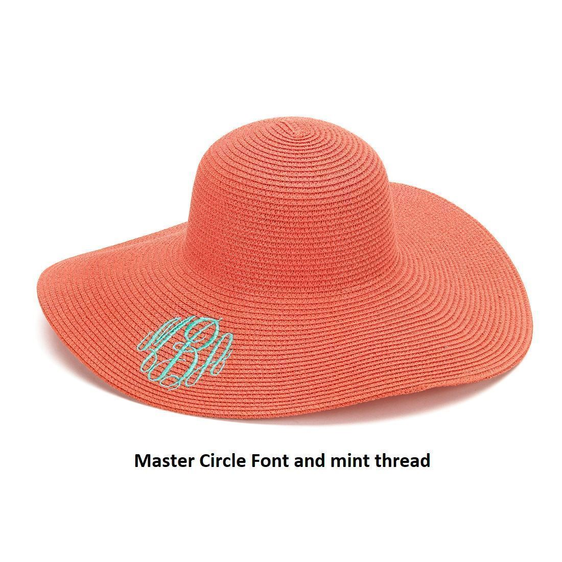 Picture of Personalized Floppy Sun Hats