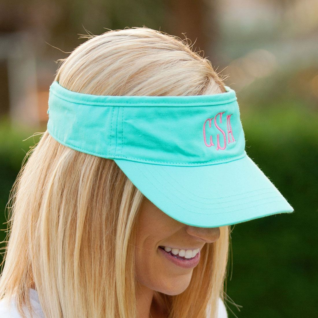 Picture of Personalized Twill Visors