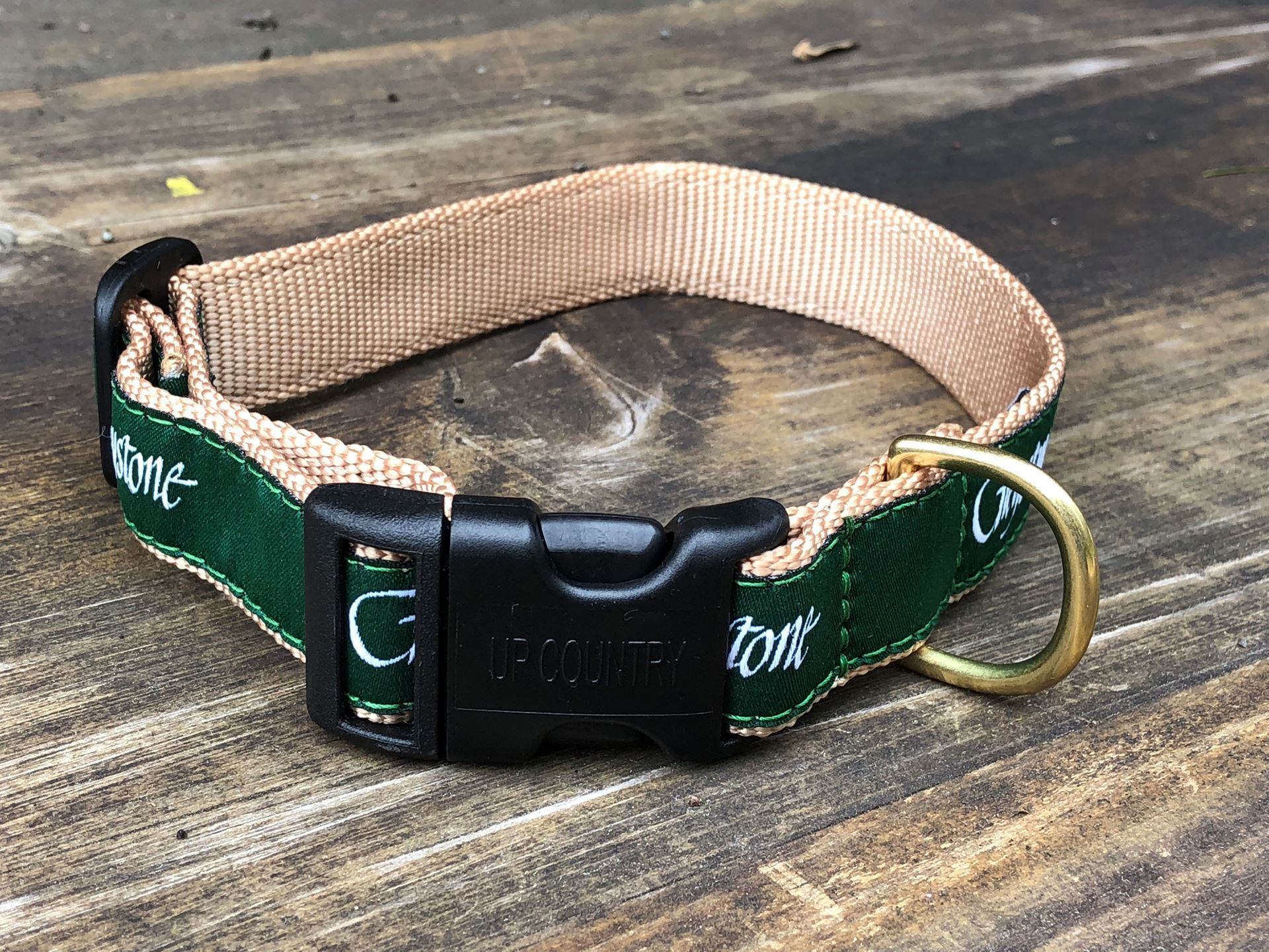 Picture of Signature Green Dog Collar