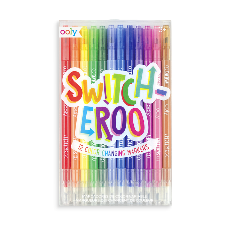 Picture of Switch-Eroo Color Changing Markers