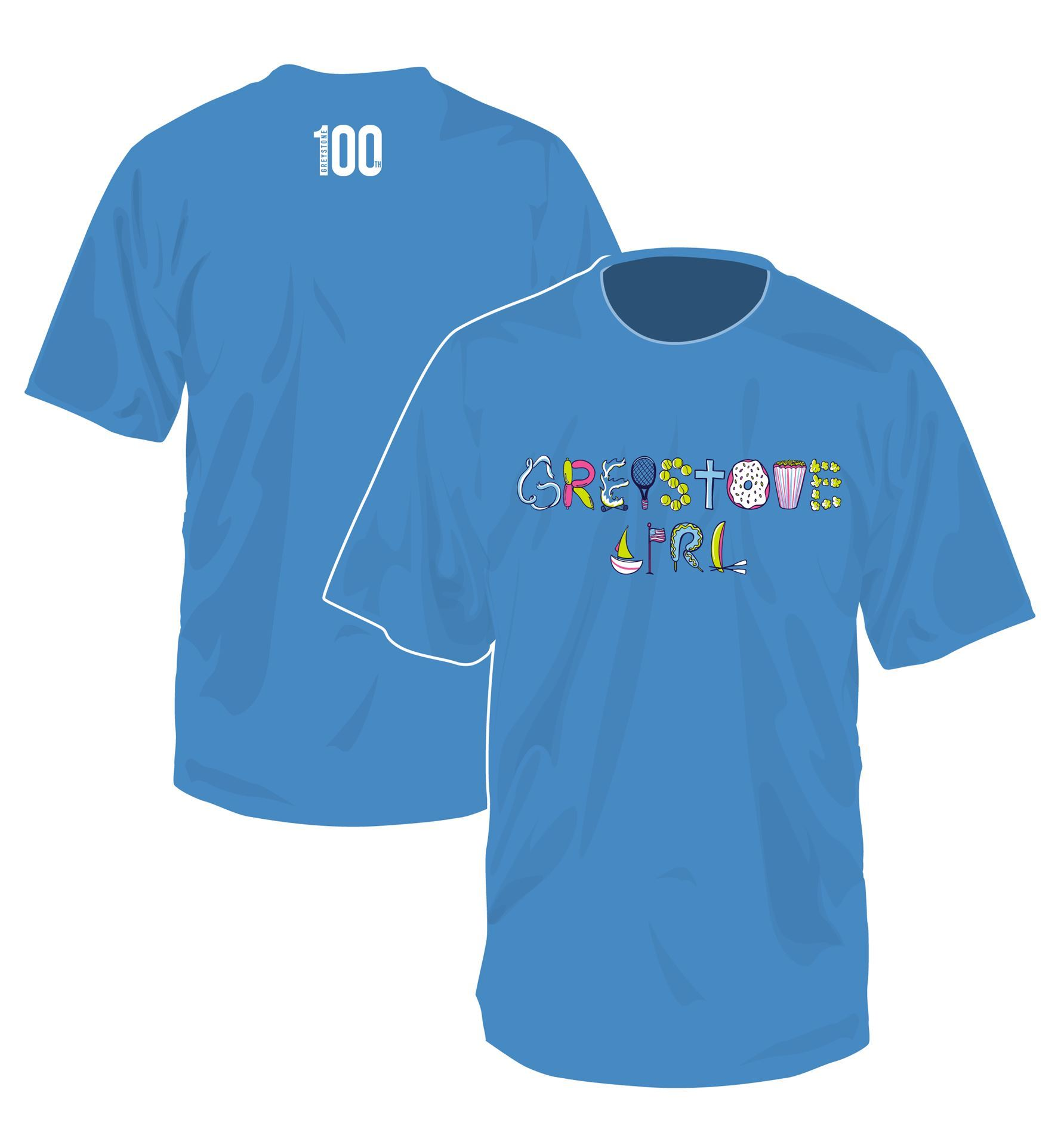 Picture of Greystone Girl 2019 - Youth Large Blue Only