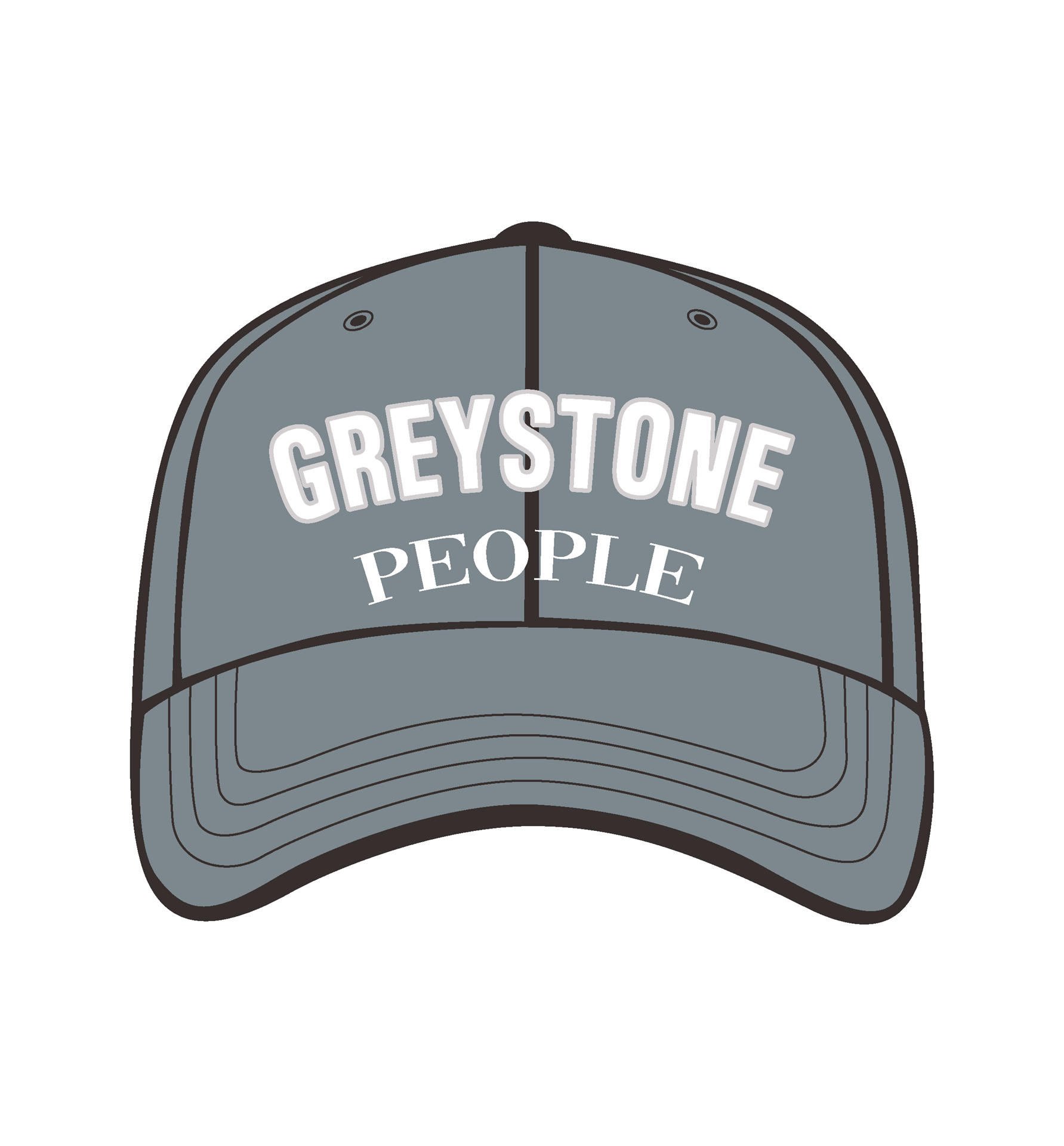 Picture of Greystone People Hat