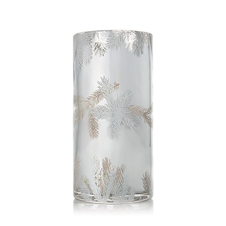 Picture of Thymes Birch Large Luminary Poured Candle