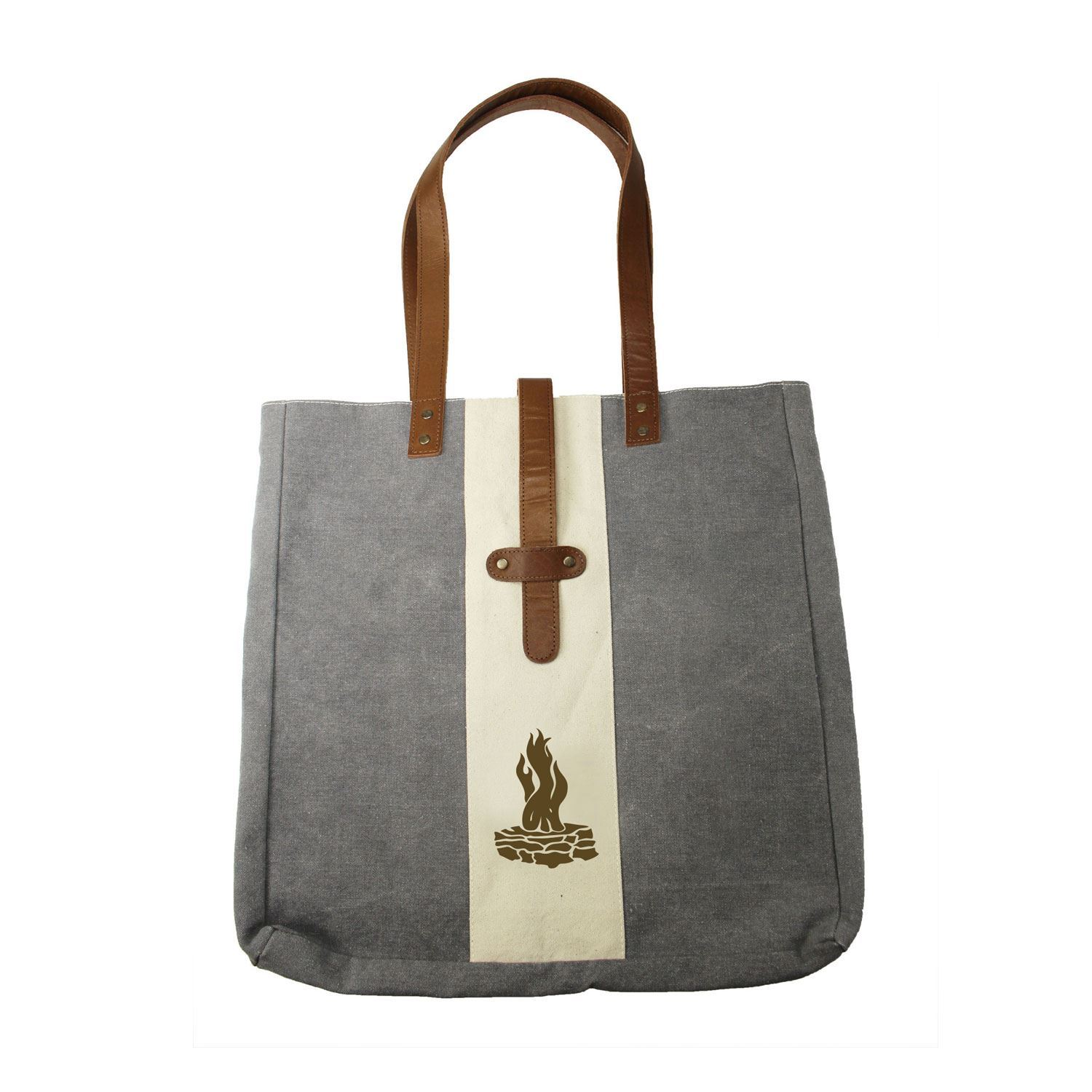 Picture of Washed Canvas Tote