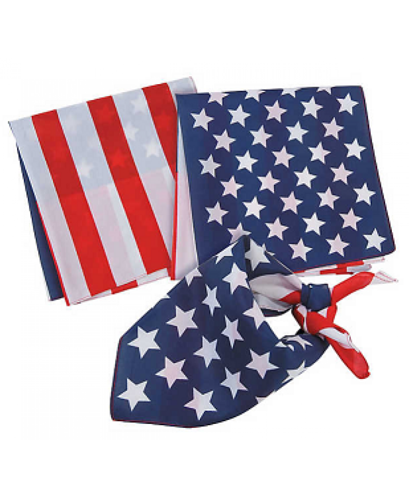 Picture of American Flag Bandana