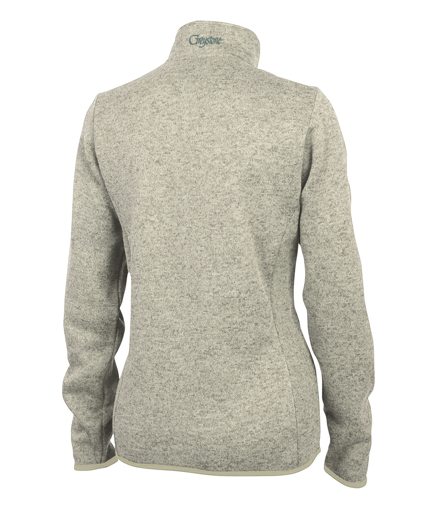 Picture of Women's Heather Fleece Pullover - 2 Colors