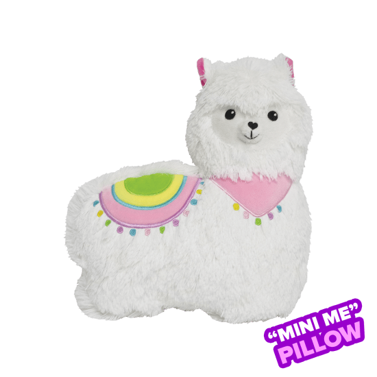 Picture of Mini Llama Scented Furry Pillow