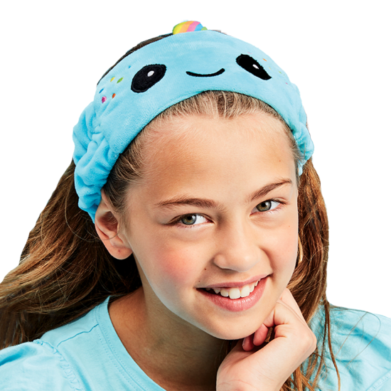 Picture of Narwhal Towel Headband