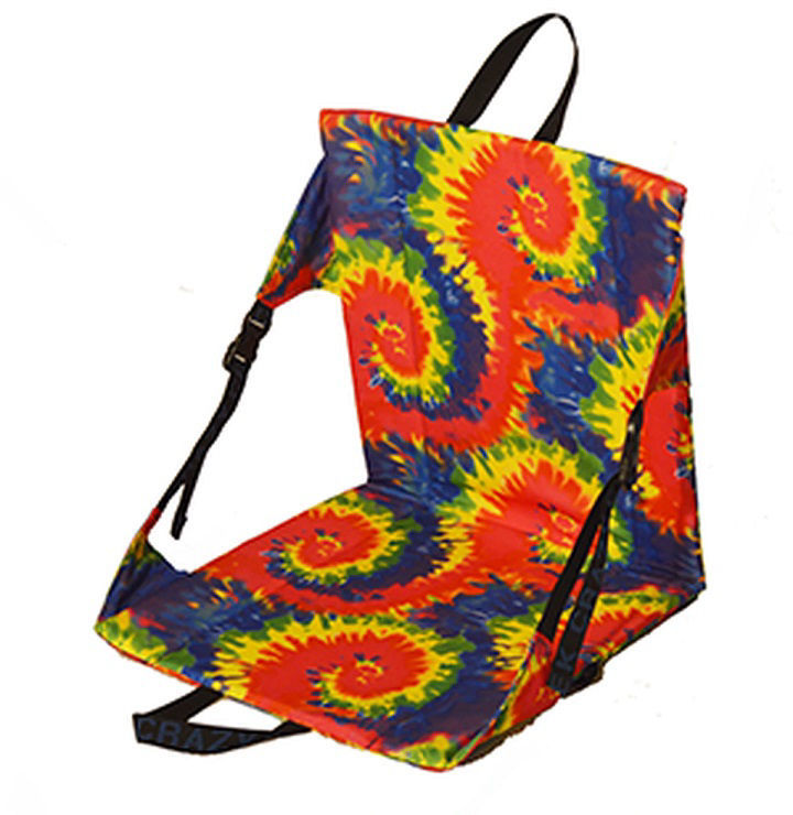 Picture of Tie Dye Crazy Creek Chair