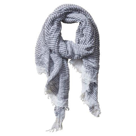 Picture of Striped Insect Shield Scarf