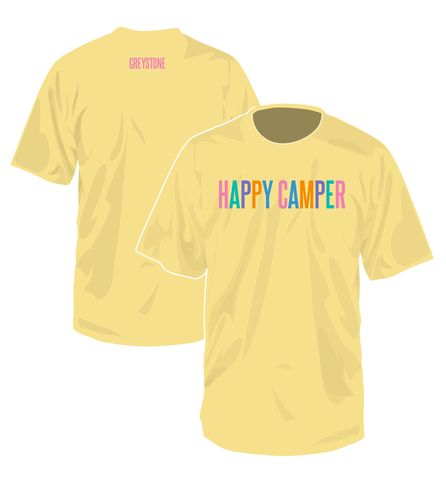 Picture of Happy Camper Shirt, Short Sleeve