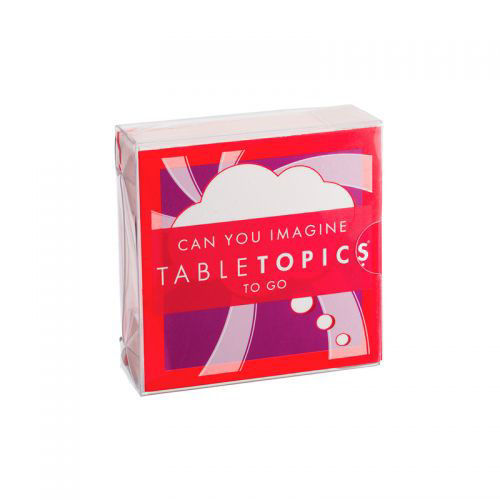 Picture of Table Topics:  To Go - Imagine