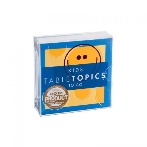 Picture of Table Topics:  To Go - Kids Road Trip