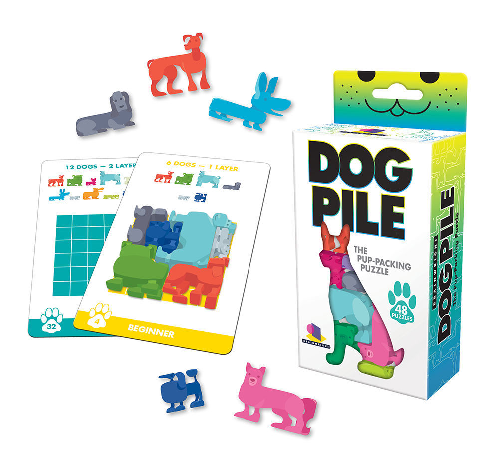 Picture of Dog Pile Puzzle