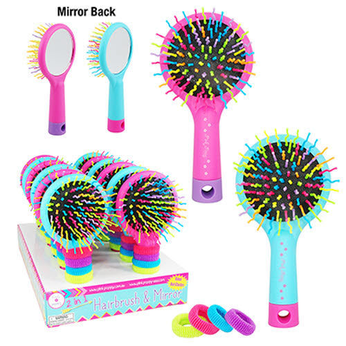 Picture of Hairbrush with Hairbands