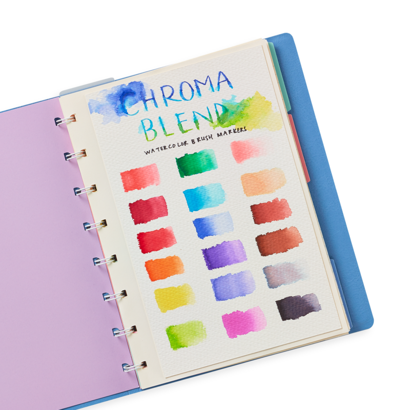 Picture of Chroma Blends Watercolor Brushes