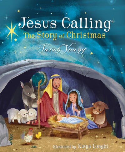 Picture of Jesus Calling:  The Story of Christmas