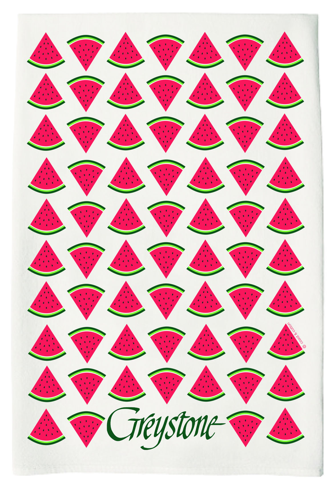 Picture of Greystone Watermelon Hand Towel