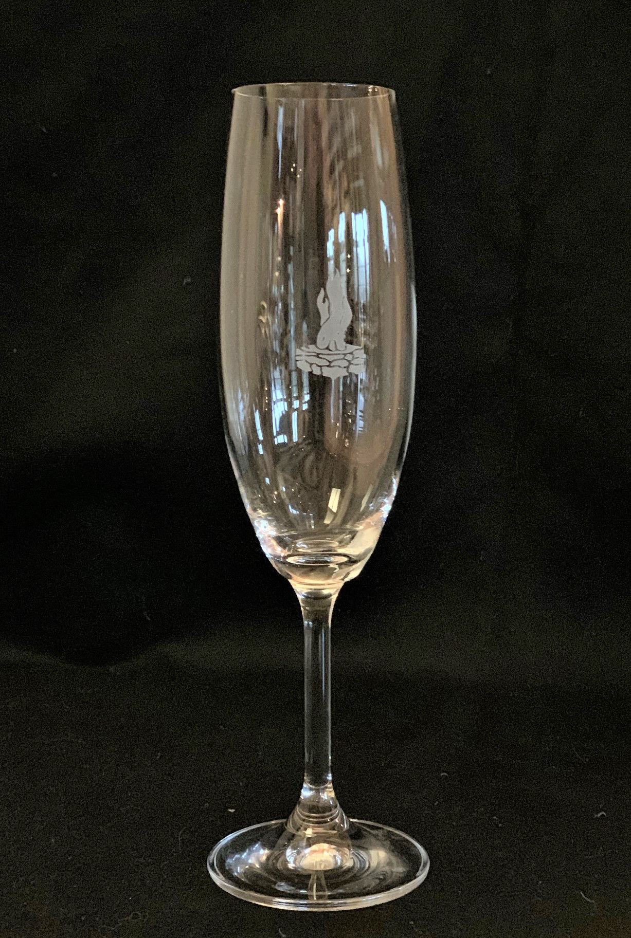 Picture of Council Fire Champagne Flute