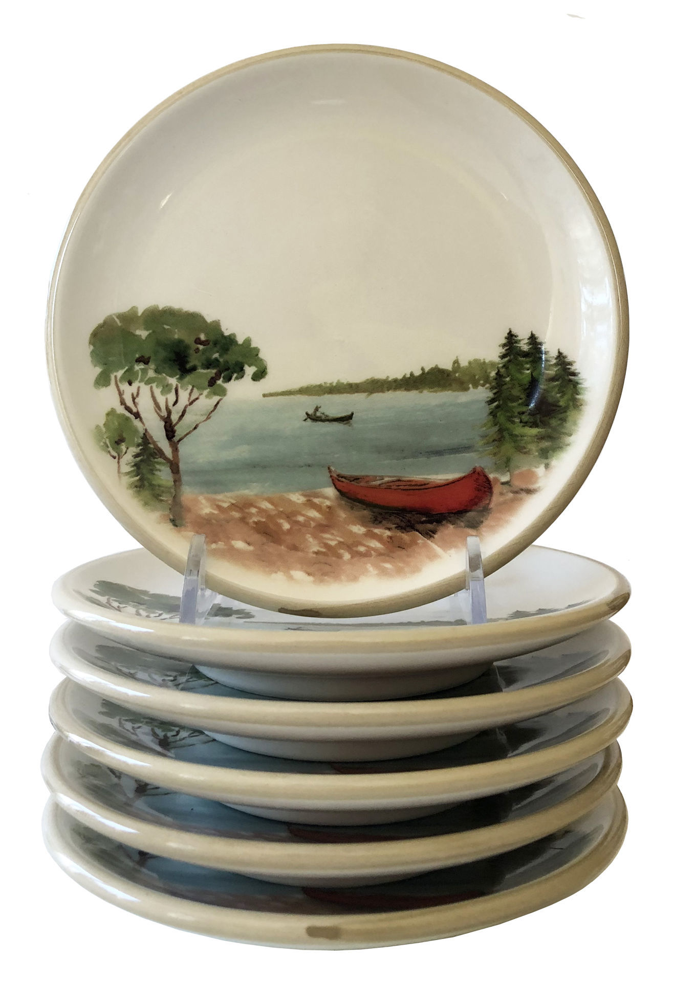 Picture of Canoe Small Plates
