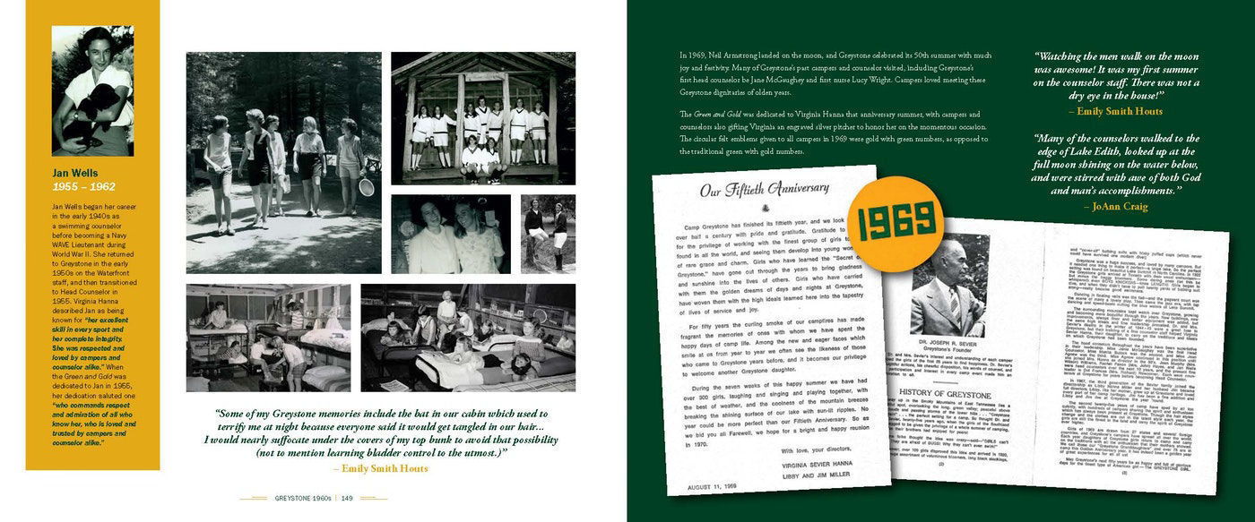 Picture of Camp Greystone: Celebrating 100 Years Soft Cover Book