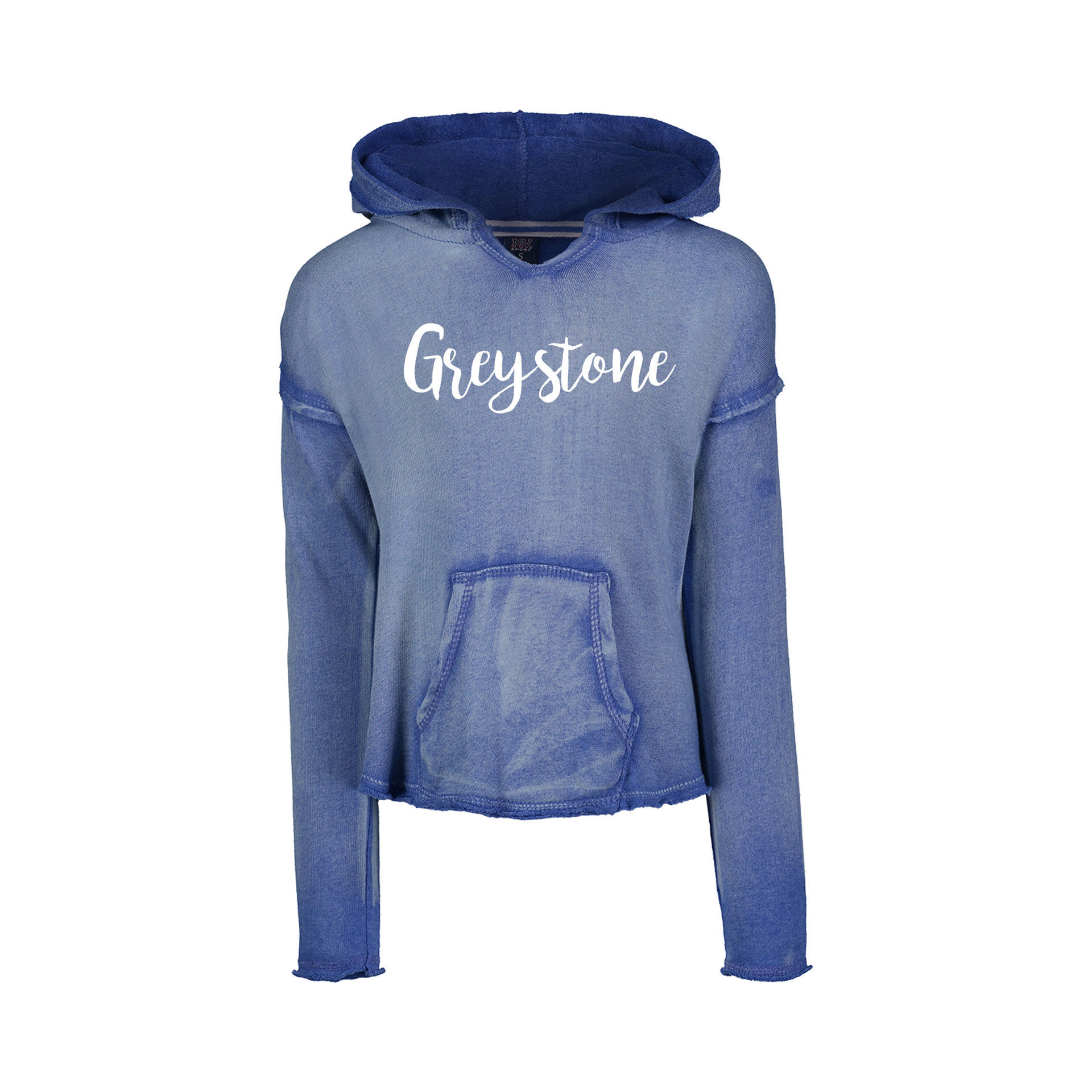 Picture of Youth Hyper Blue Angel Terry  Hoodie