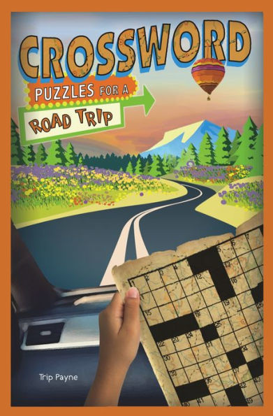 Picture of Crossword Puzzles for a Road Trip
