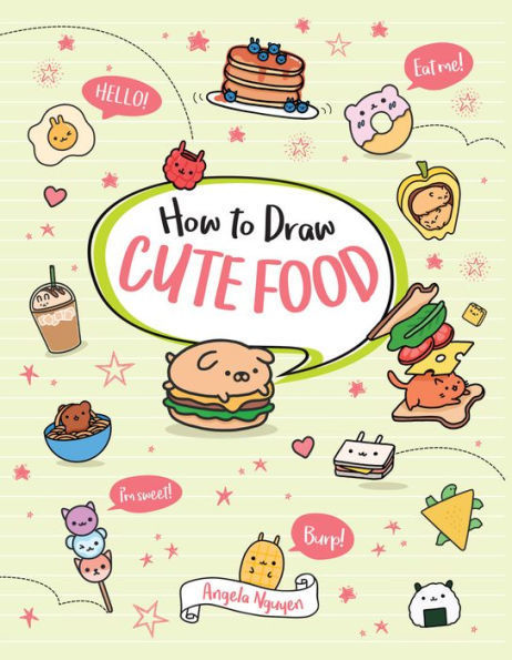 Picture of How to Draw Cute Food