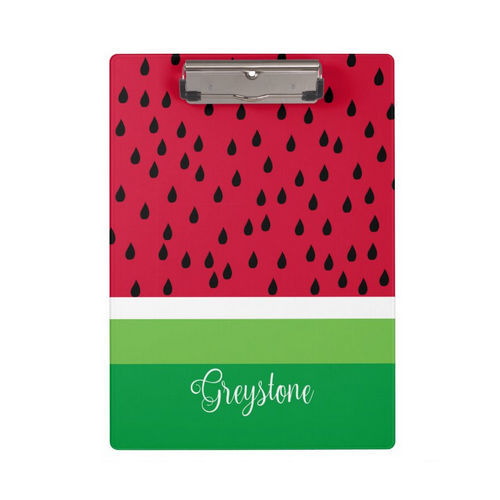 Picture of Watermelon Clipboard