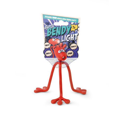 Picture of Super Bendy Book Light - 3 colors