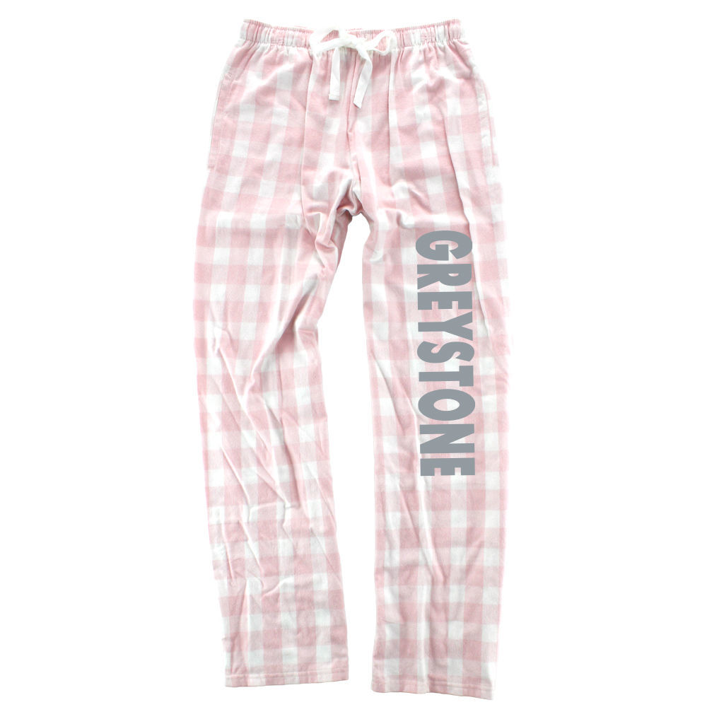 Picture of Flannel Sleep Pant, Pale Pink Buffalo Plaid