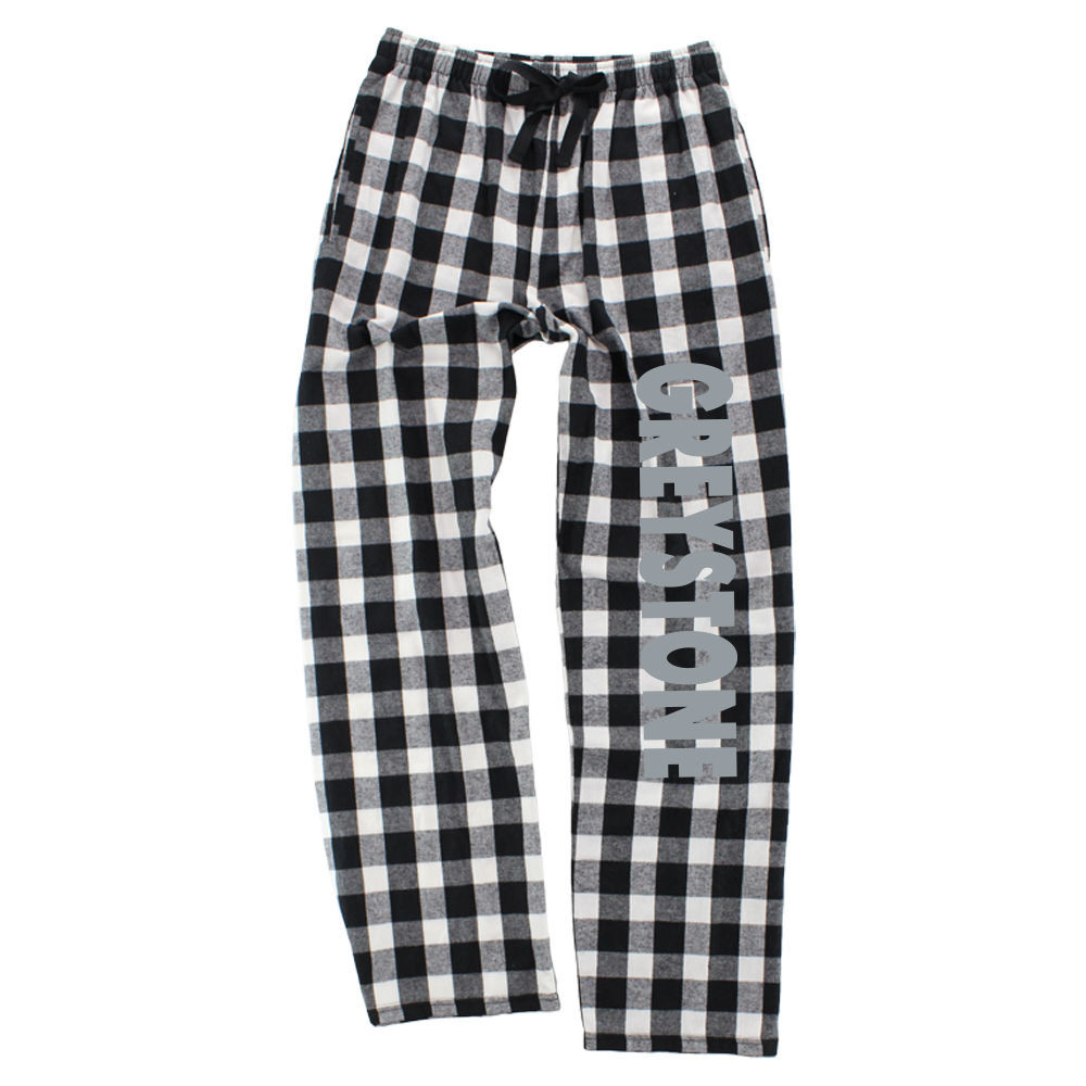 Picture of Flannel Sleep Pant, Black Buffalo Plaid