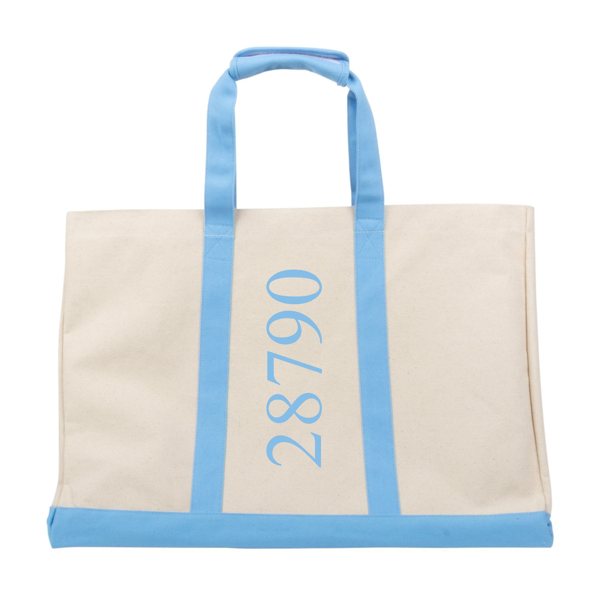 """Picture of Canvas Big Tote, 24"""" long x 12"""" wide x 18"""" tall"""