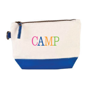 "Picture of CAMP Cosmetic Bag, 11"" x 7"""
