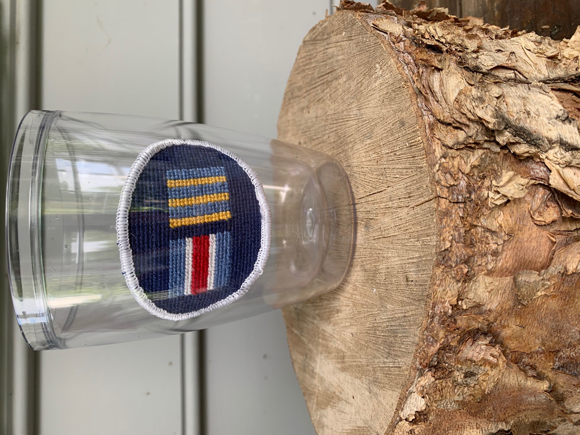 Picture of Smathers & Branson CG Nautical Flag Tumbler