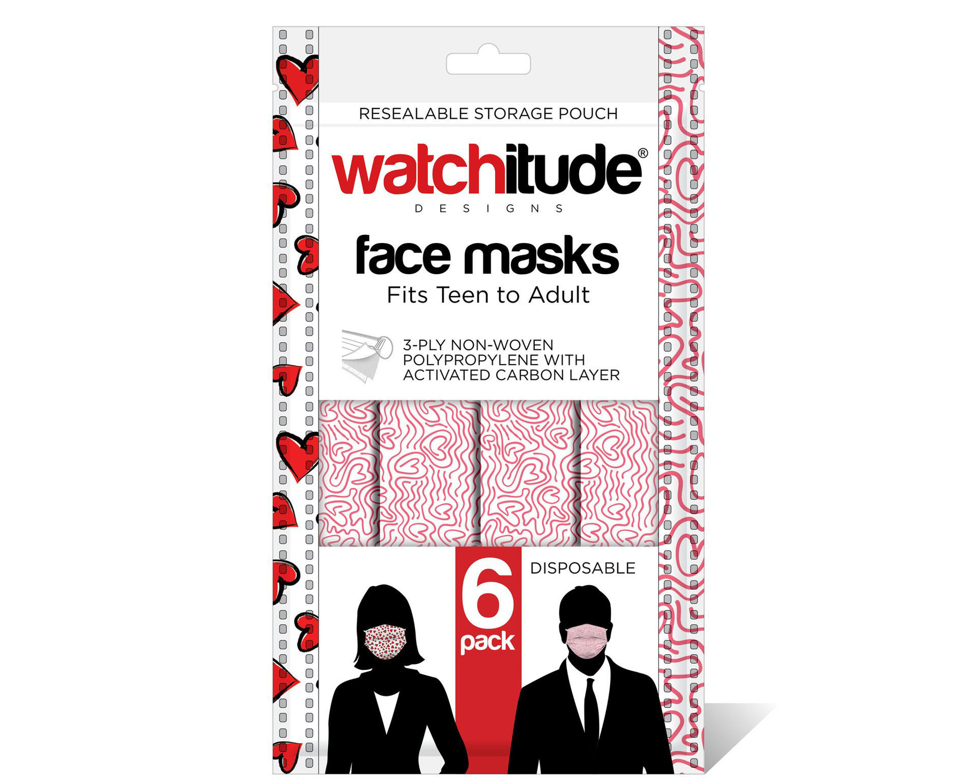 Picture of Fun Masks - Teen to Adult