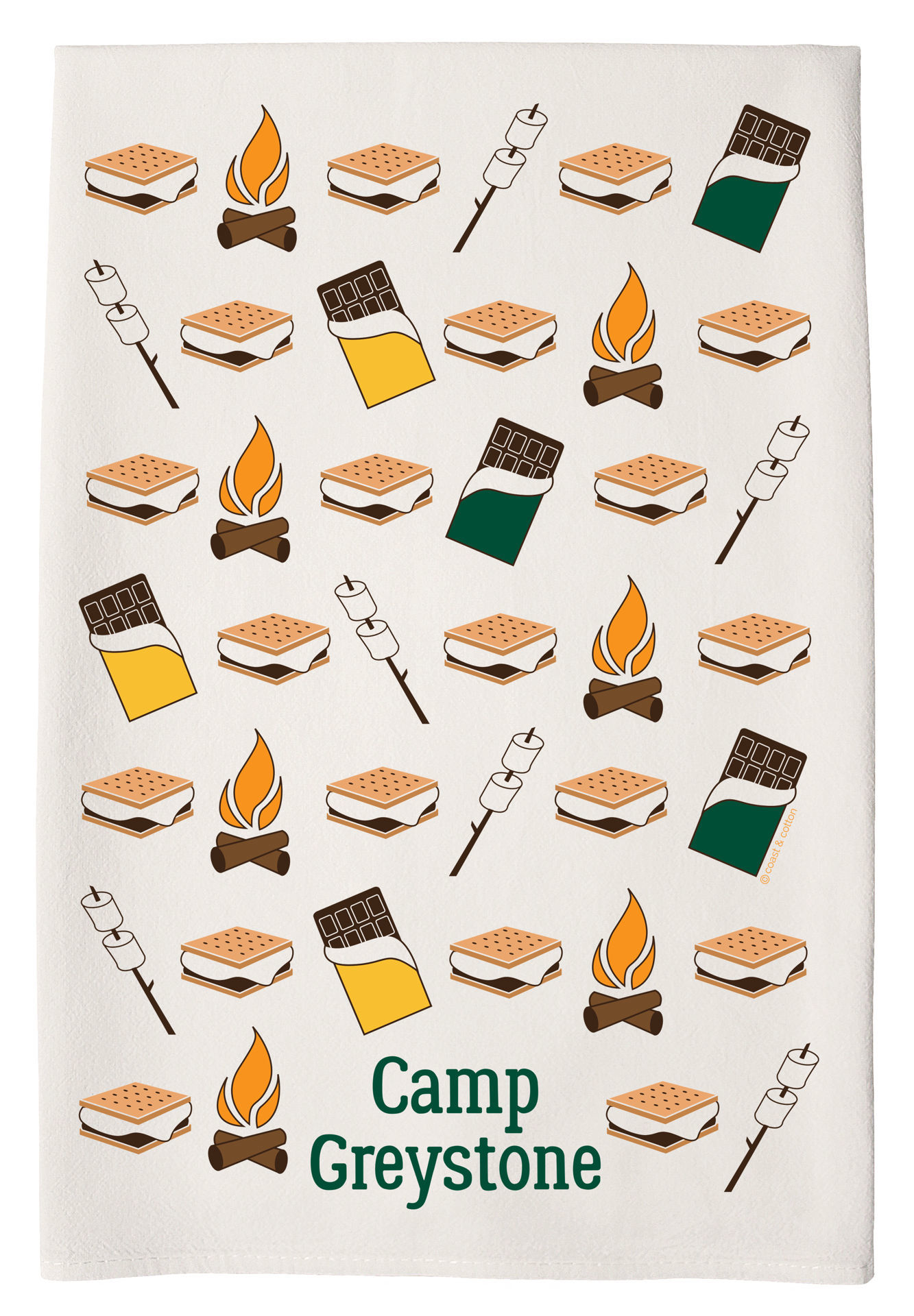 Picture of Greystone S'More Hand Towel