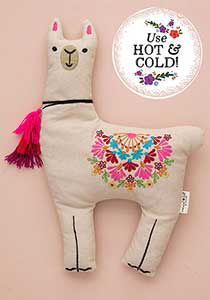Picture of Llama Hot Cold Pad