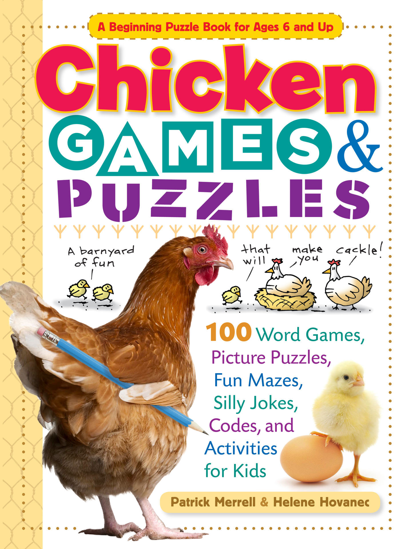 Picture of Chicken Games & Puzzles