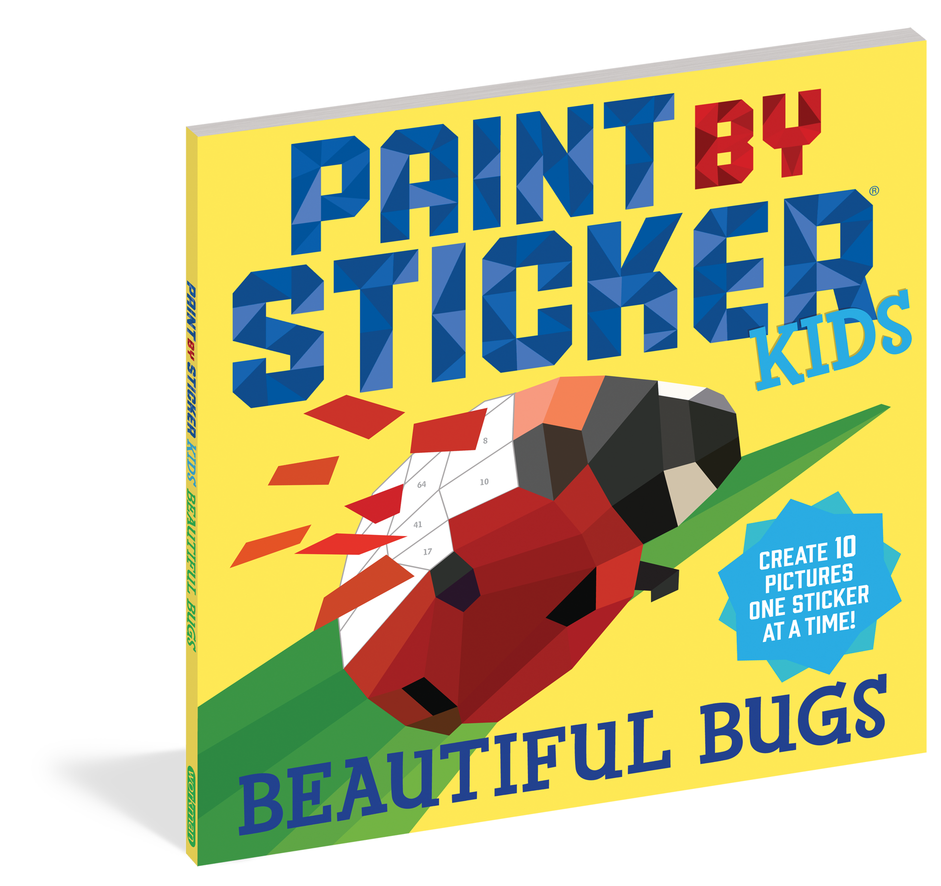 Picture of Paint By Sticker - Bugs