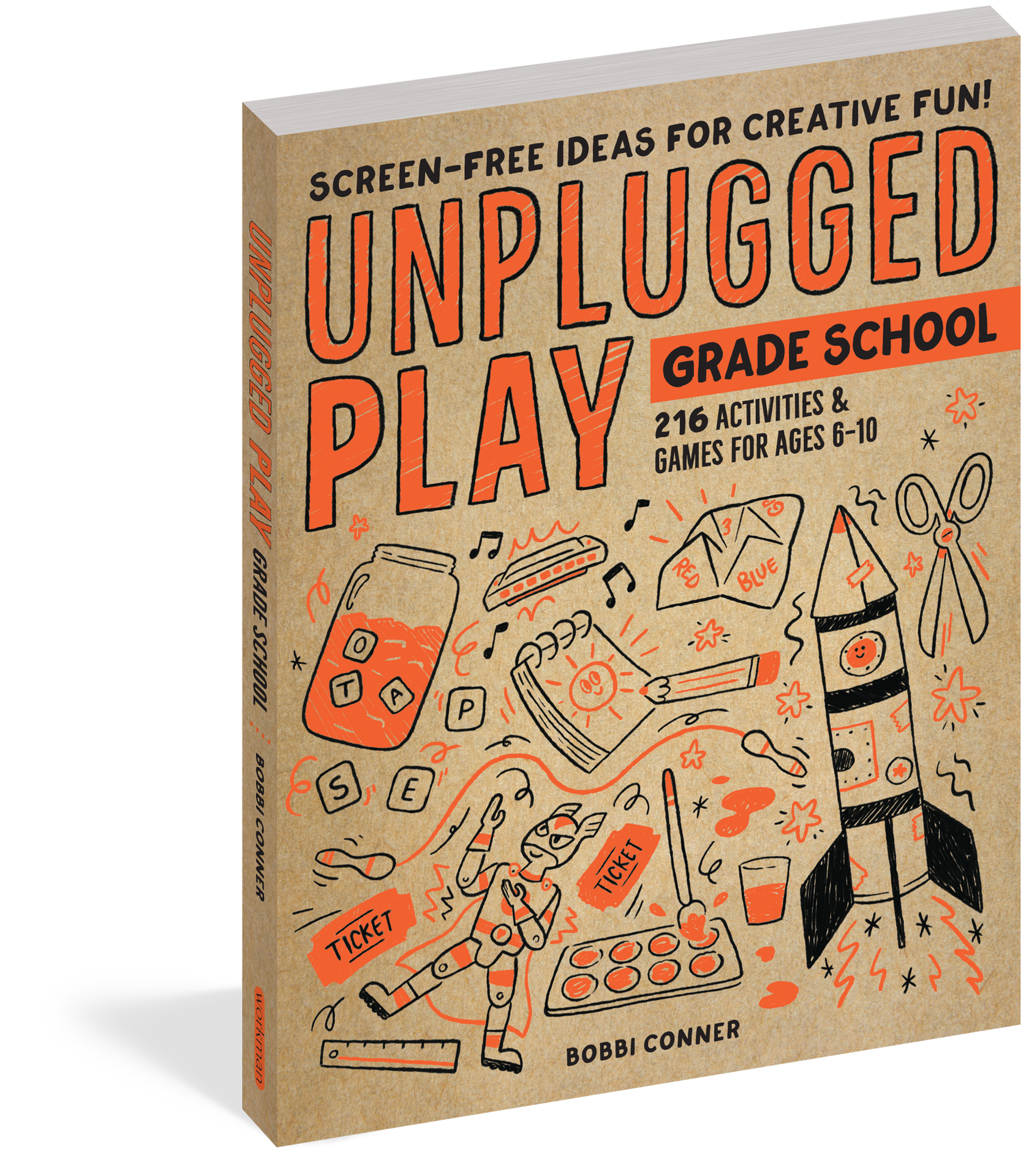 Picture of Unplugged Play - Grade School