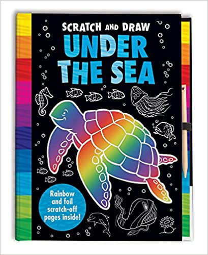 Picture of Scratch and Draw : Under the Sea
