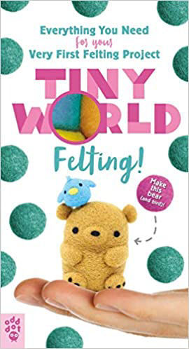 Picture of Tiny World Felting!