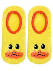 Picture of Fuzzy Duck Slippers