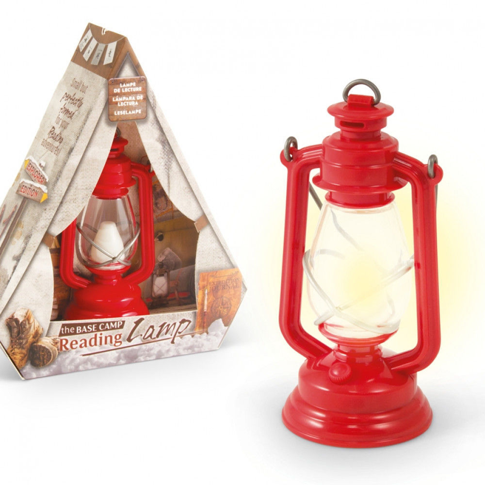 Picture of The Base Camp Reading Lamp - 3 colors