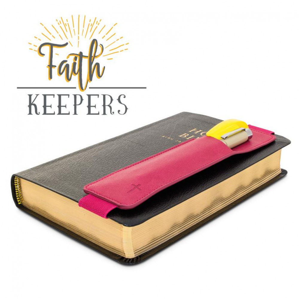 Picture of Faith Keepers Bible Study Pen Pouch